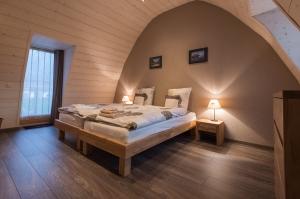gite chambre evolene hotel